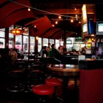 Inside On Deck Sports Bar &amp; Grill