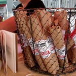 Dry cured sausages from Olympic Provisions