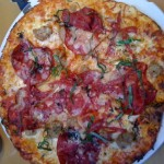 The Sicilian (thin crust)