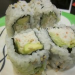 Simple Cali roll