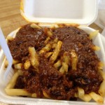 Byron's chili cheese fries