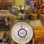 Scale to weigh your bulk candy treats