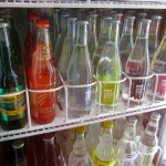 Assortment of sodas