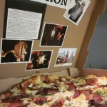 Art, music and pizza!